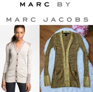 Marc by Marc Jacobs silk cardigan suki